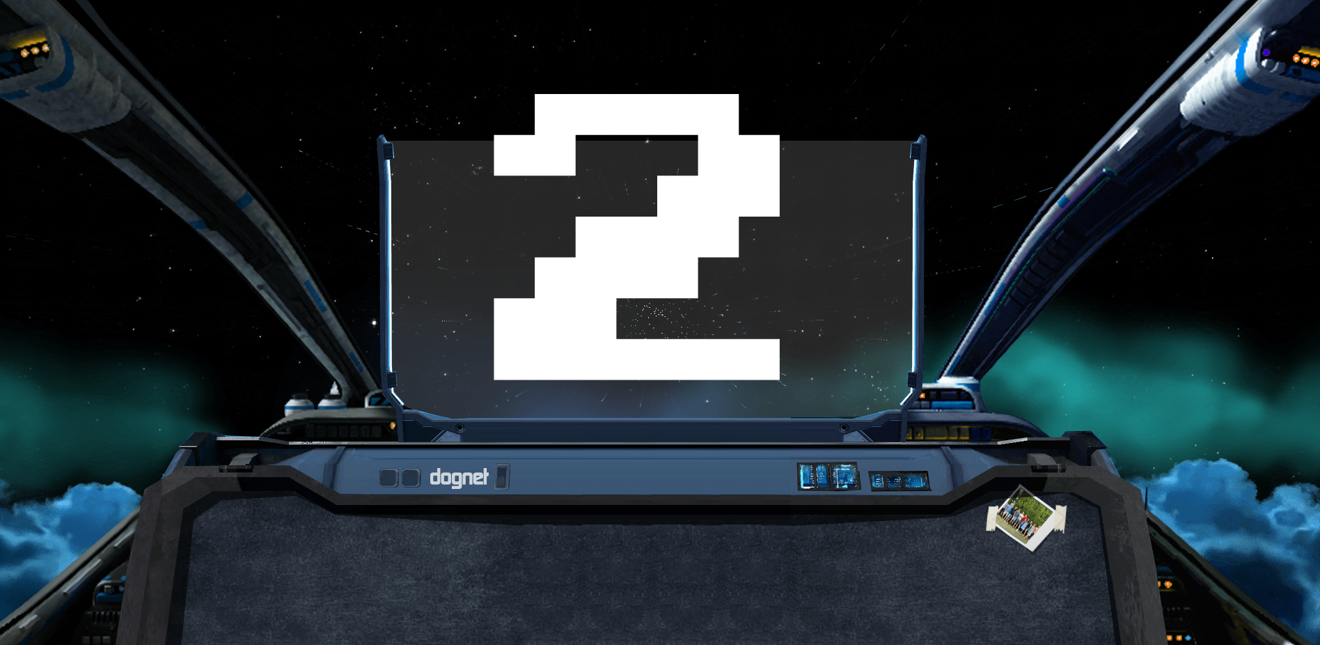 Game screen - Countdown